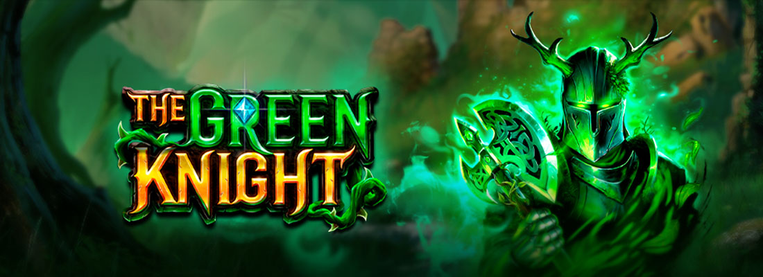 The Green knight Slot Banner