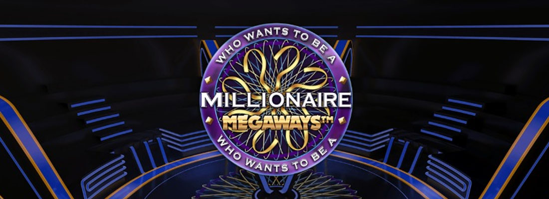 Who Wants to be a Millionaire Slot Banner