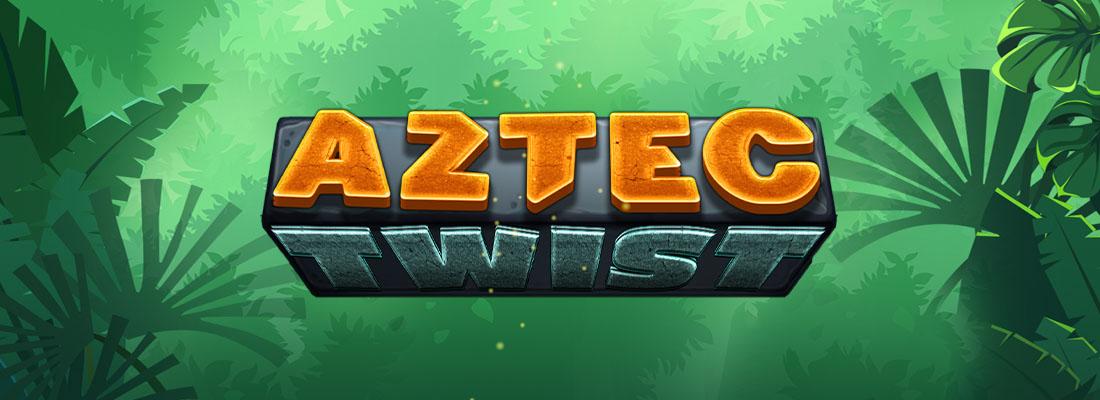 Aztec Twist Slot Banner
