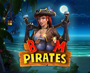 Boom Pirates Wonderways Slot Free Spins