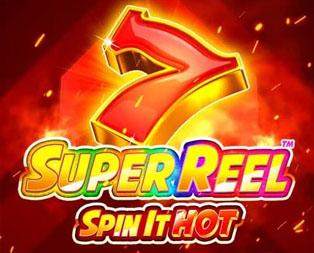 Super Reel Spin it Hot Slot Free Spins