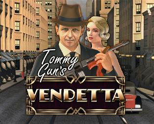 Tommy Gun's Vendetta slot free spins