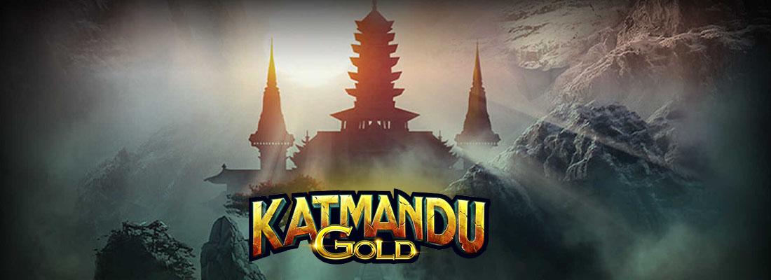 Katmandu Gold Slot Banner