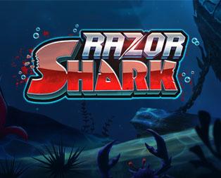razor shark free spins