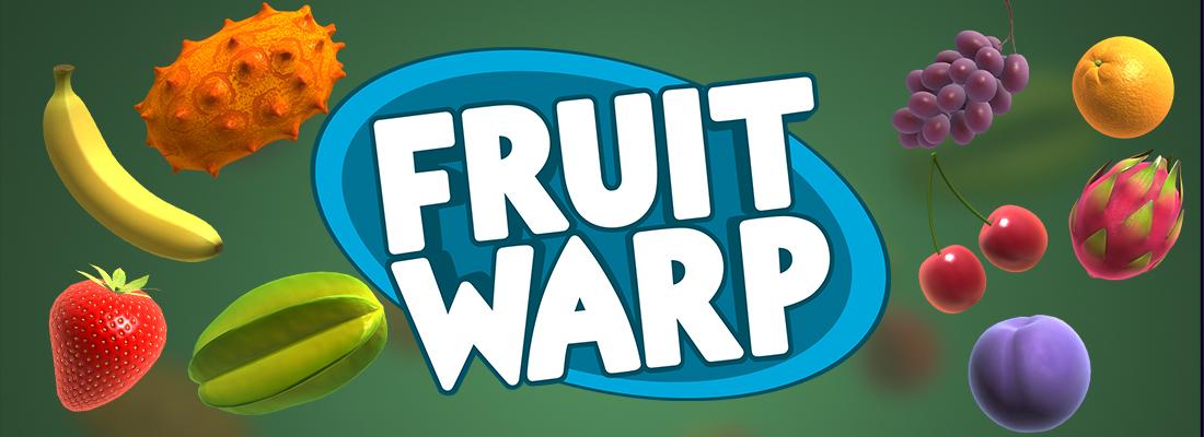 Fruit Wrap Slot Banner