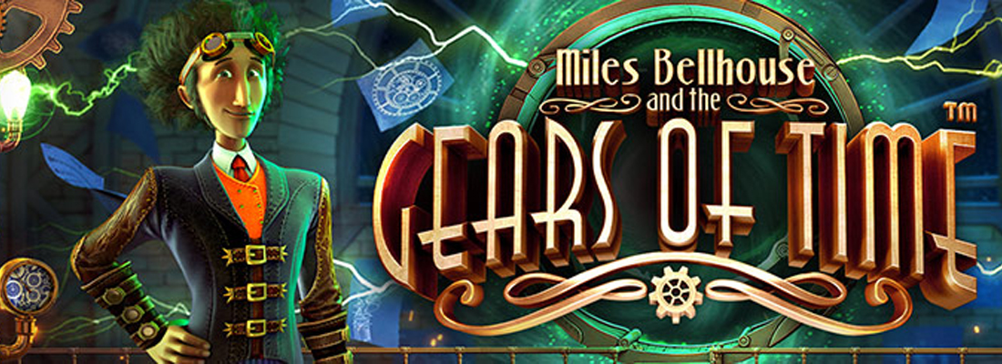 Miles Bellhouse and the Gears of Time Slot Banner