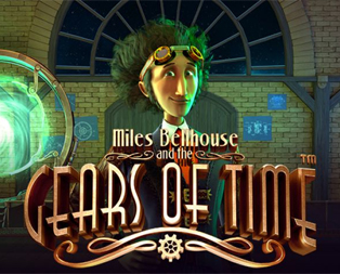 Miles Bellhouse and the Gears of Time Slot Free Spins