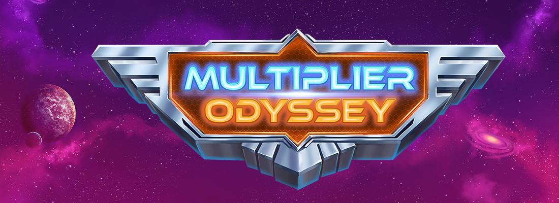 Multiplier Odyssey Slot Banner