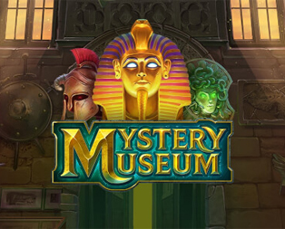 Mystery Museum slot free spins