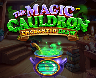The Magic Cauldron Enchanted Brew Slot free spins