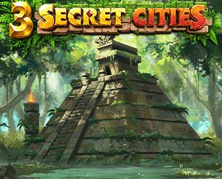 3 Secret Cities Slot free spins
