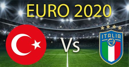 Turkey vs Italy EURO 2020 PREDICTIONS