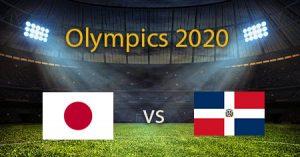 Olympics 2020 Men's baseball Dominican Republic vs Japan Predictions and Betting Tips