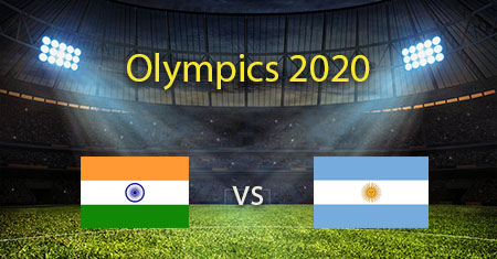 Olympics 2020 field Hockey India vs Argentina Predictions, Odds and Betting Tips