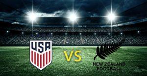 USWNT vs New zealand Soccer Olympics 2020