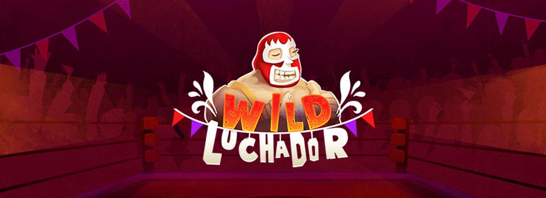 Wild Luchador Slot Banner