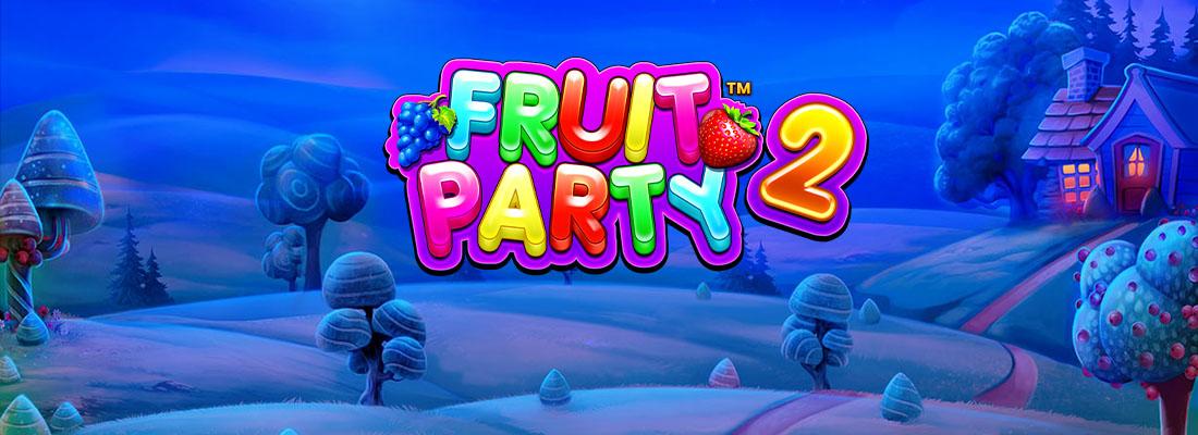 Fruit Party 2 Slot Banner