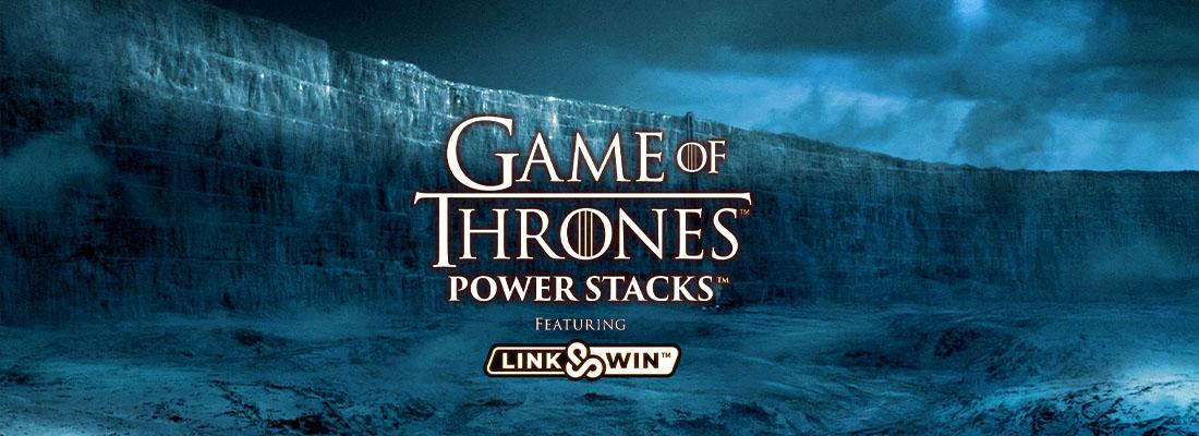 Game of Thrones Power Stacks Slot Banner