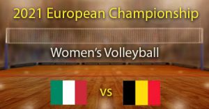Italy vs Belgium 2021 Women's European Volleyball Championship Predictions and betting tips