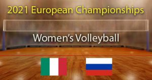 Italy vs Russia 2021 Women's European Volleyball Championship Predictions and betting tips