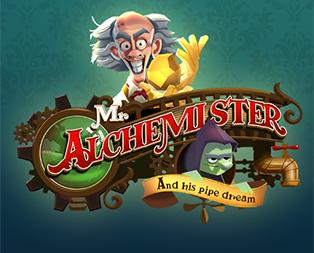 Mr Alchemister slot free spins