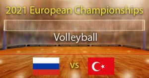 Russia vs Turkey 2021 Men's Volleyball European Championship Predictions and Betting Tips