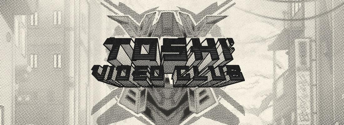 Toshi Video Club Slot banner