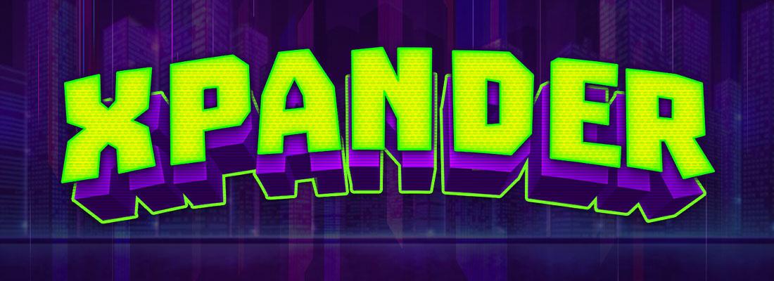 Xpander Slot Banner